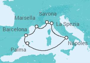 Maravilloso Mediterráneo