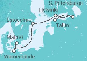 Capitales Bálticas I